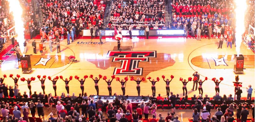 Texas Tech Basketball Tickets Official Partner