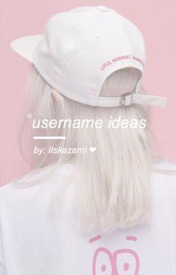 Aesthetic Usernames Roblox Wattpad - Wholefed org