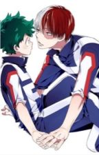 If You Weren T There Depressed Deku X Todoroki
