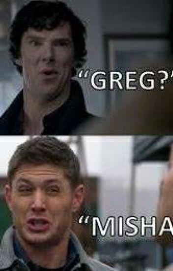 Spn And Sherlock Memes Ew Wattpad