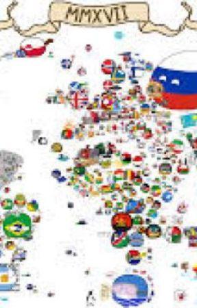 Polandball Meme Comics Ww2 Usa Russia Canada A World At