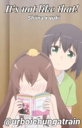 Its Not Like Thatshiina X Yukisunohara Sou Game 1