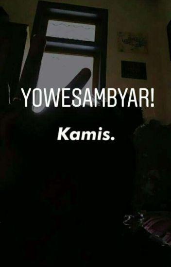 Yowesambyar Eh Litaa Wattpad