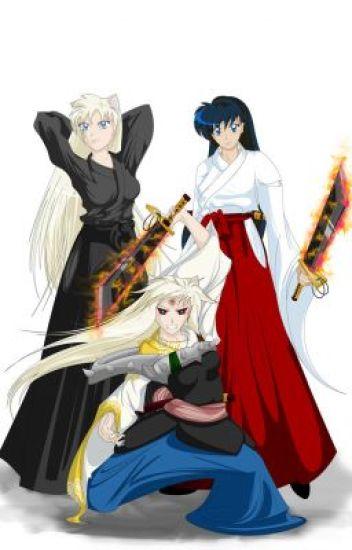 Fanfic Demon And Inuyasha Kagome