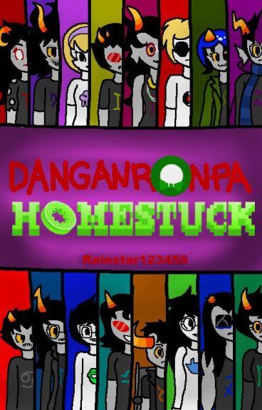 Dangan Ronpa Homestuck Rainstar Wattpad