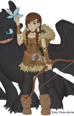 How To Train Your Dragon Fanfiction Hiccup And Female
