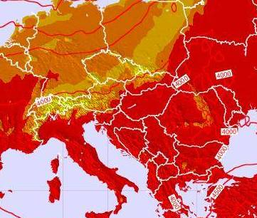 HD Decor Images » Greece Surface Temperature on Sunday 03 Jun at 3pm EEST Greece Surface Temperature on Sunday 03 Jun at 3pm EEST map