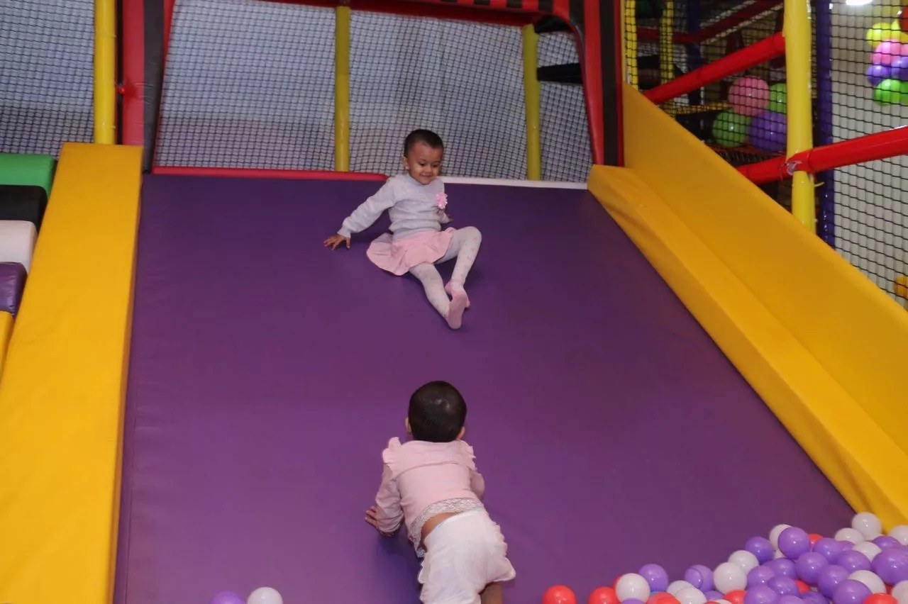 A New Kids Indoor Play Center Project In India Mich