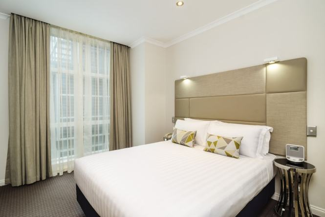 One Bedroom Suite In Melbourne Cbd 7 Nights 1 Apartments For Victoria Australia