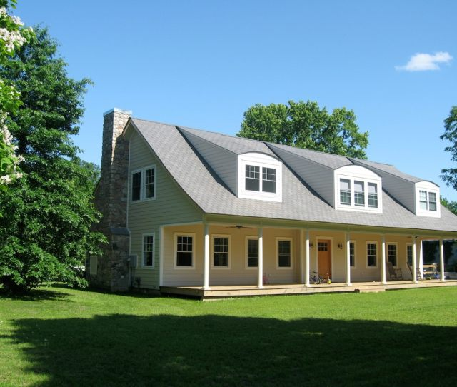 Spacious Farmhouse On Organic Farm Houses For Rent In New Paltz New York United States