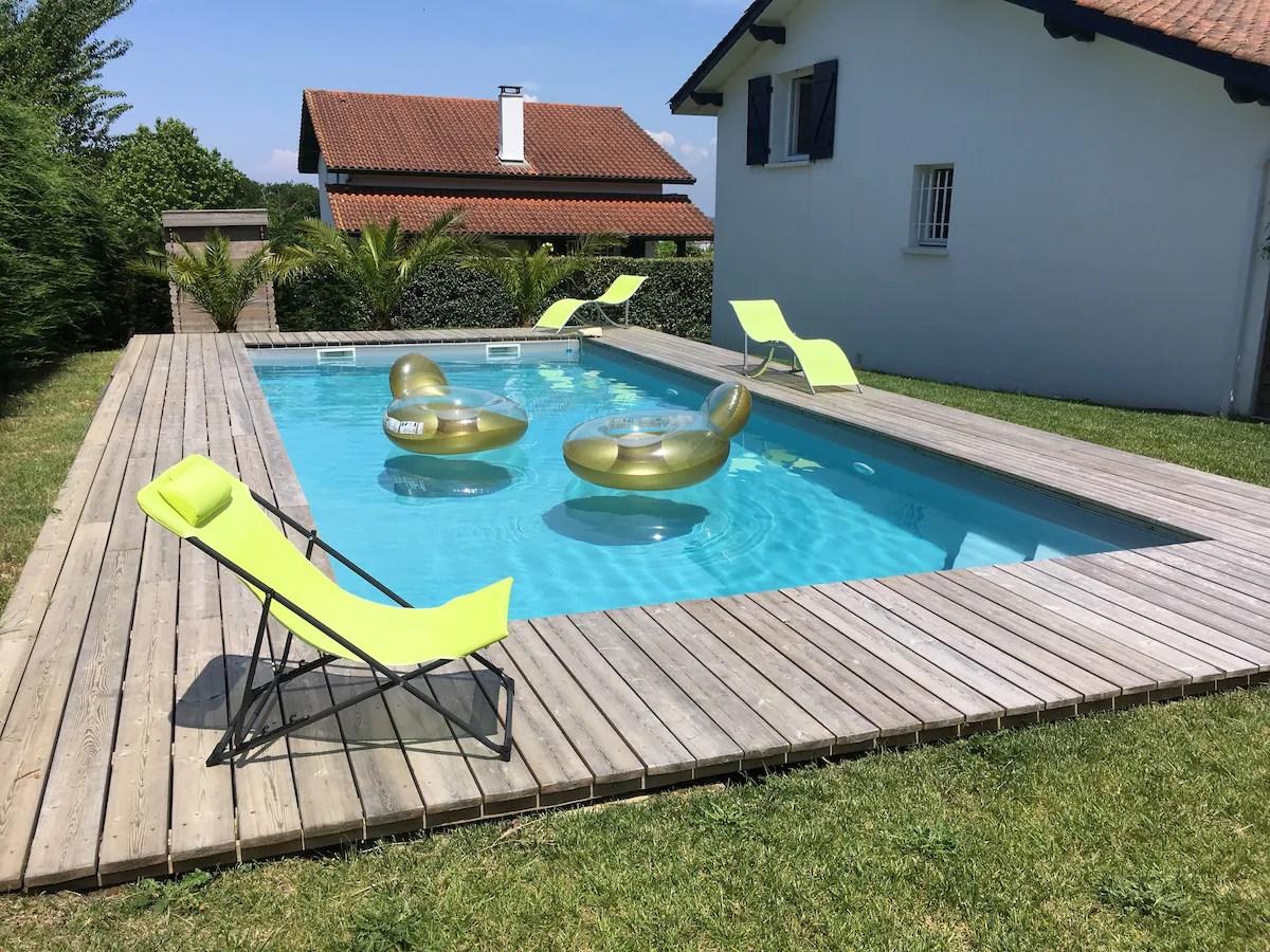Villa Anglet Avec Piscine Maisons Louer Anglet