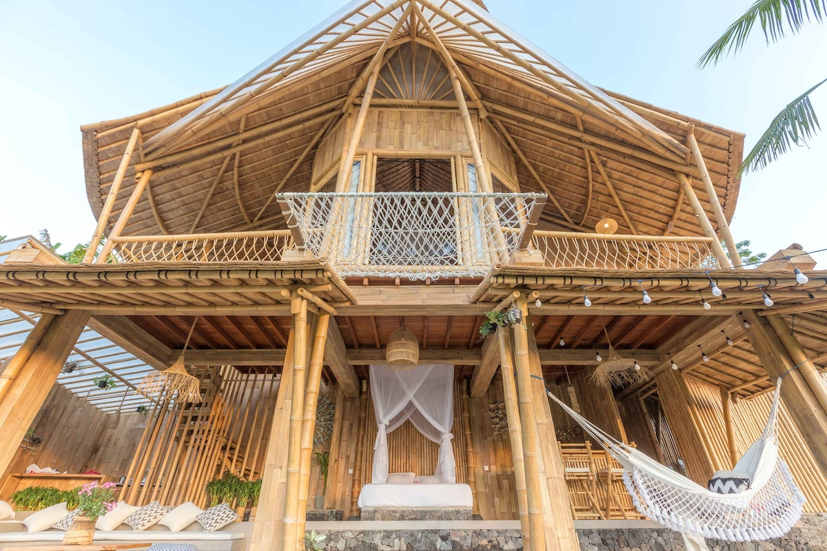 Suboya - your secluded bamboo eco home