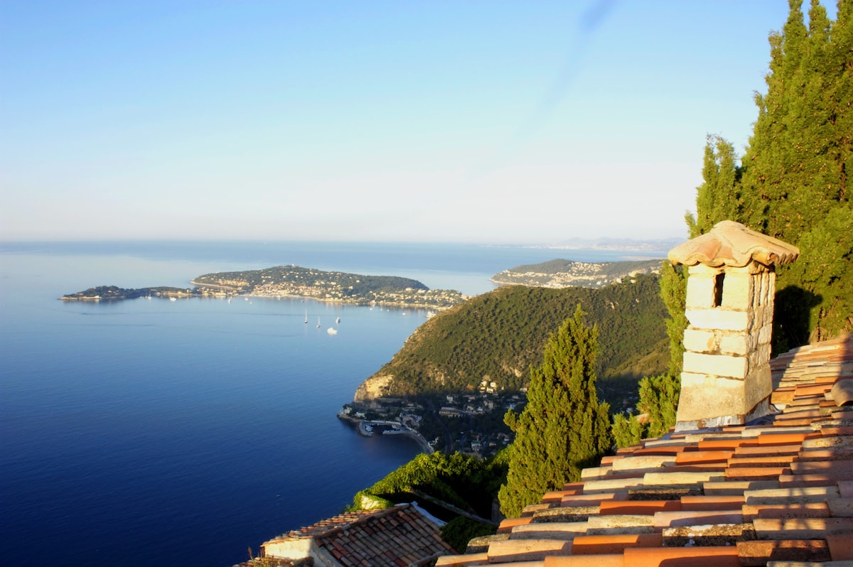 The Suite At Eze Village Sea View Houses For Rent In Ze Provence Alpes Cte DAzur France