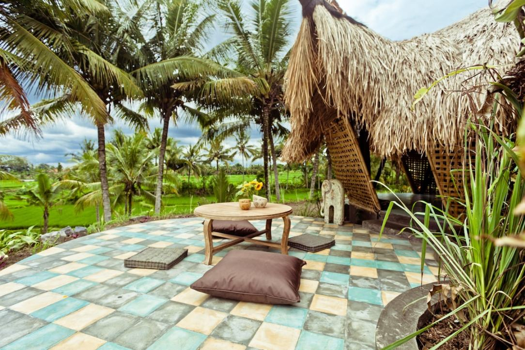 Airbnb in Bali