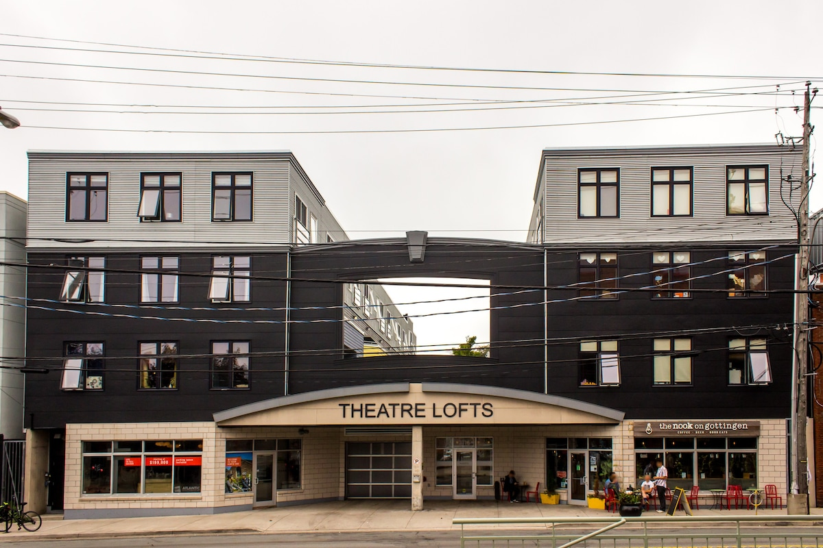 Coolest Condo In Downtown Halifax Lofts For Rent In