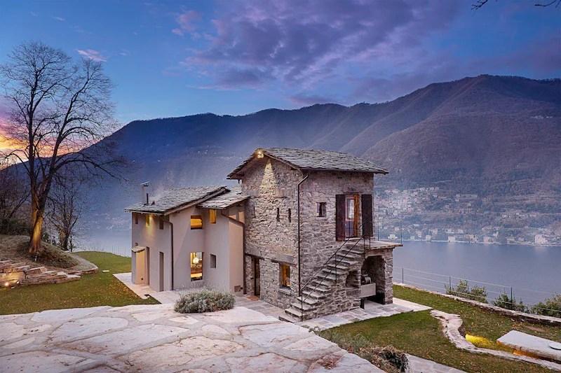 Airbnb Villa in Torno Lago di Como
