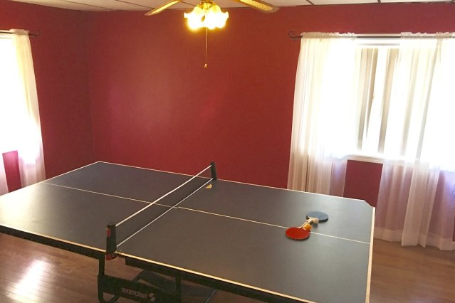 Play Some Ping Pong With Your Kids And Show Them Who Is Still The Boss