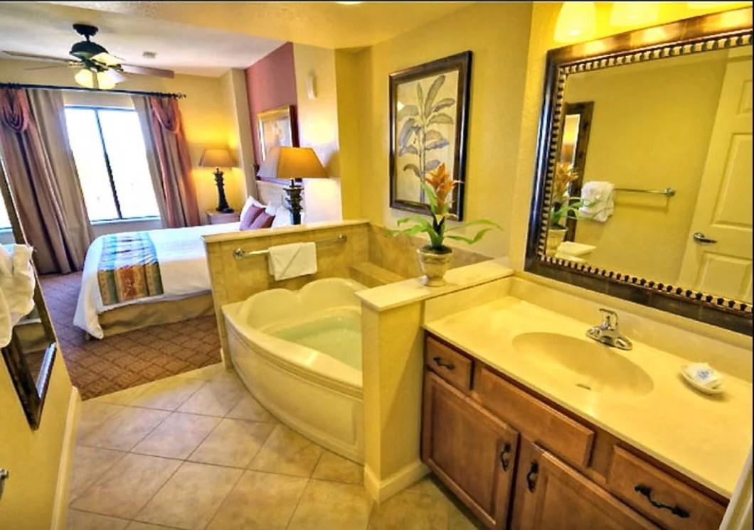 Wyndham Bonnet Creek DLX 3 Bedroom Apartments For Rent