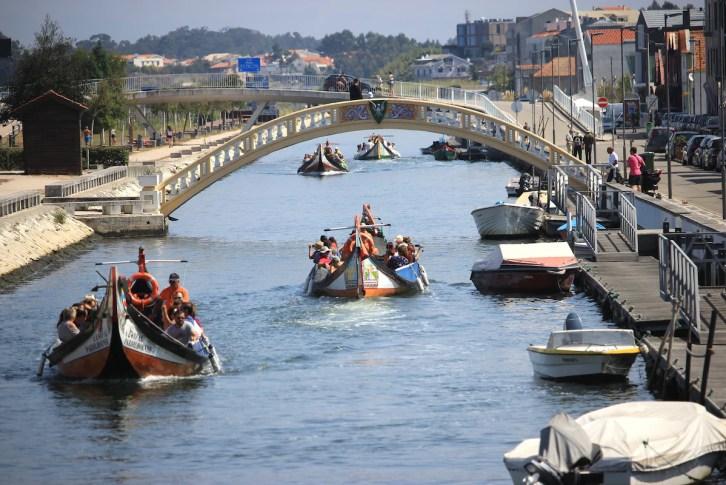 """Carcavelos"" Bridge at 450 meters"