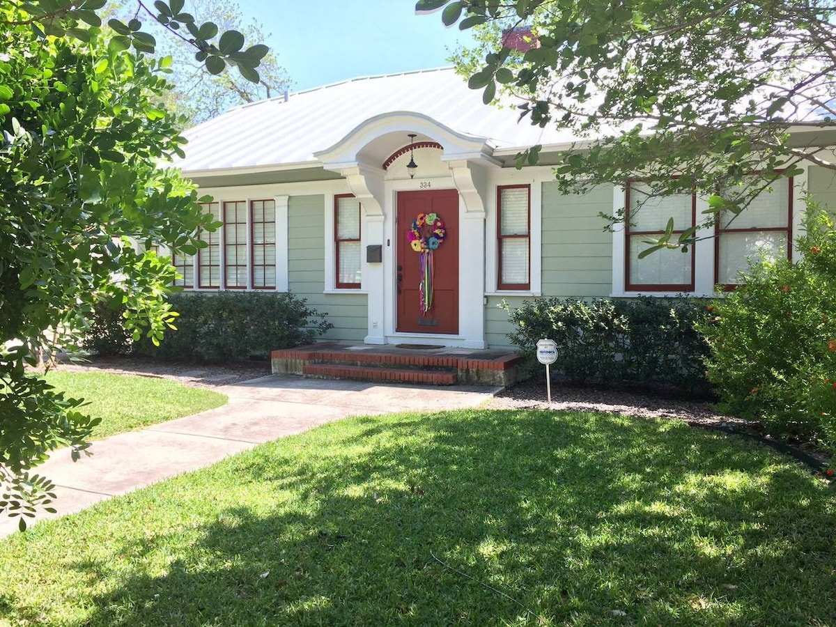 Artsy Home In Historic Monte Vista Houses For Rent In