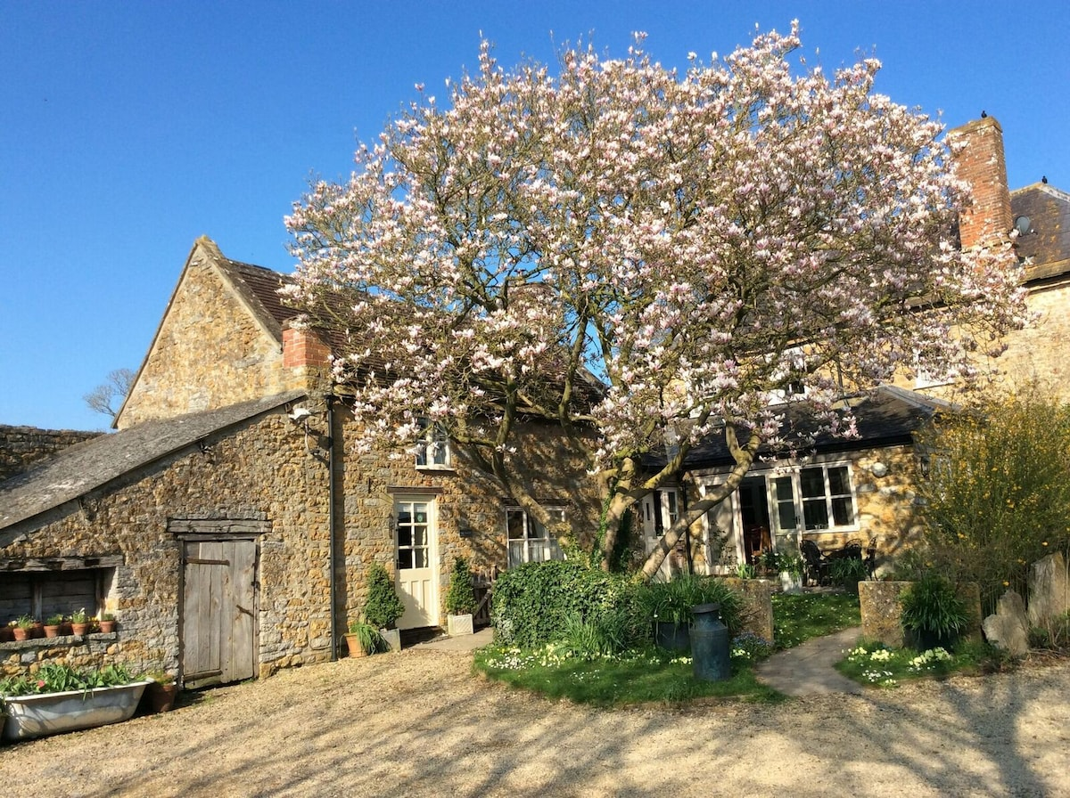 Clanville Manor Tallet Castle Cary Somerset Cottages