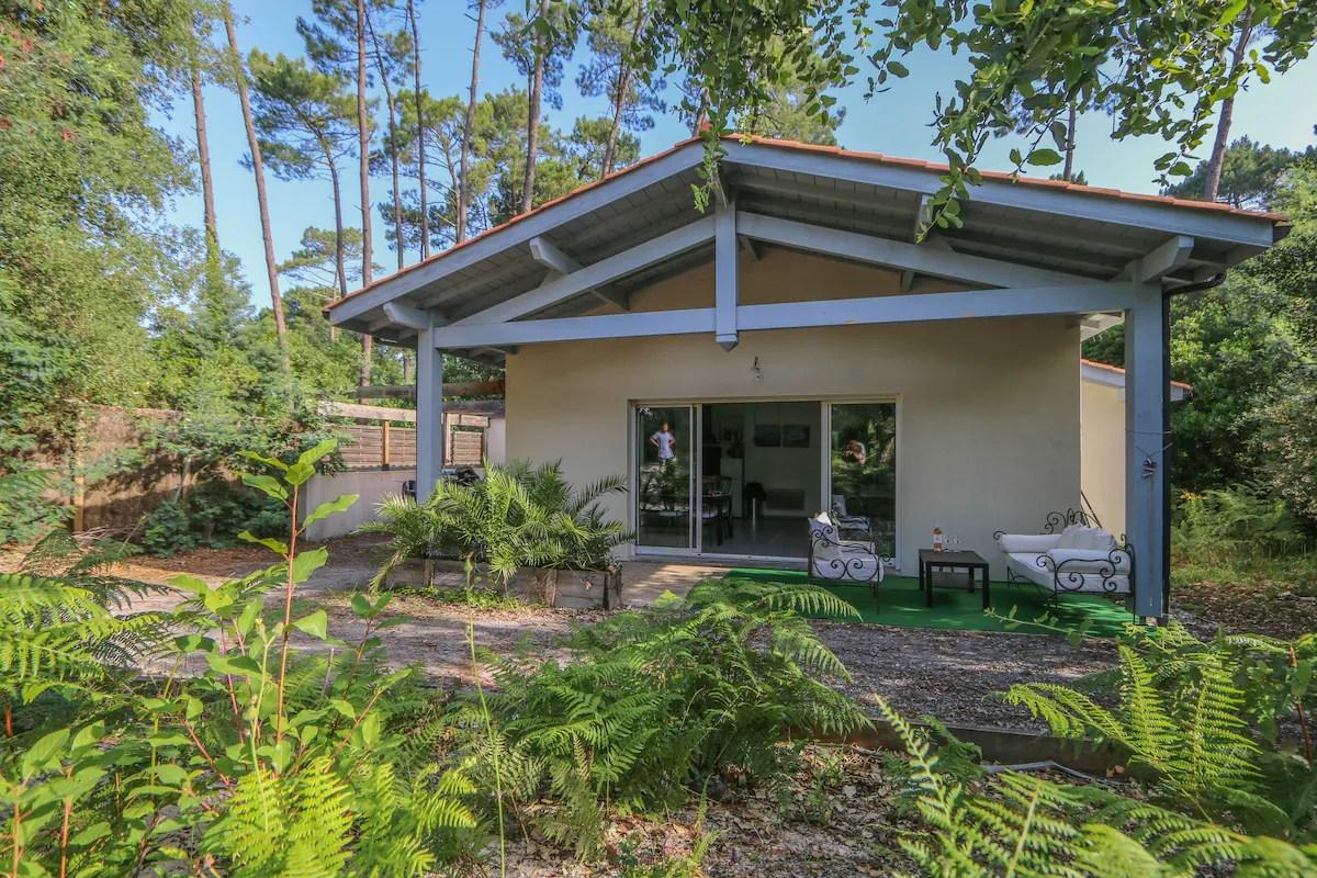 Villa Tropicale Maisons Louer Capbreton Nouvelle