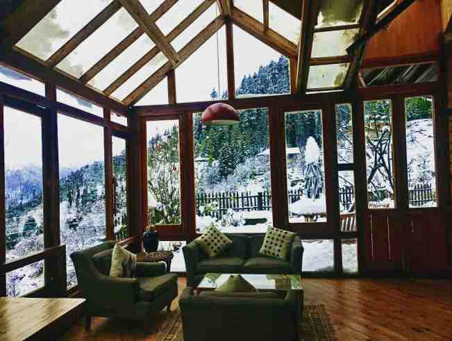 Taara House Luxury Cottage - Chalets for Rent in Manali, HP, India