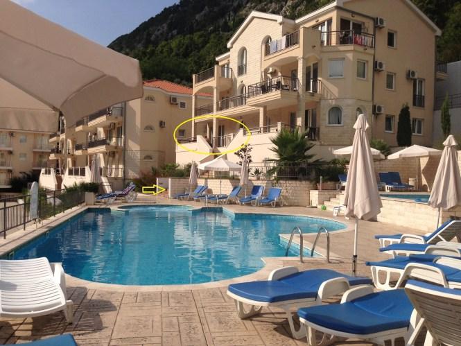 Kotor Vista Apartment Artements En