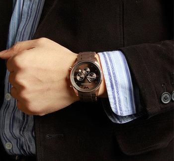 Стильный набор - часы и клатч Emporio Armani