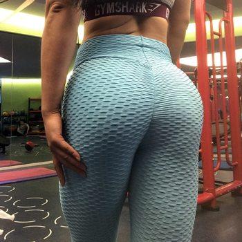 Яркие стильные фитнес - легинсы FLEX | Sport