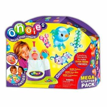 Детский конструктор из надувных шариков - Oonies