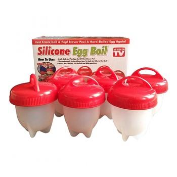 SILICONE EGG BOIL - силиконовые формы для варки яиц