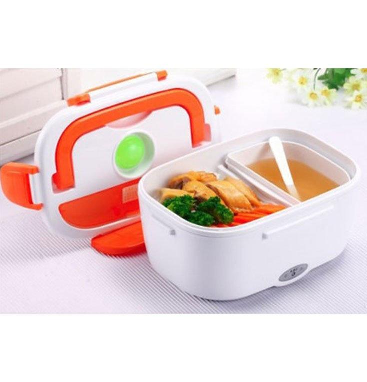 Новый контейнер еды с подогревом Electric Lunch Box