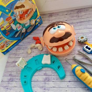 "Игровой набор ""Мистер Зубастик"" Hasbro Play-Doh"