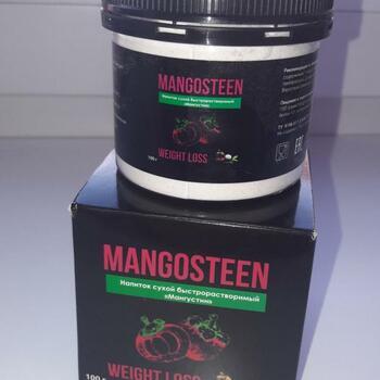 """Комплексный сироп для похудения - """"Mangosteen"""""""