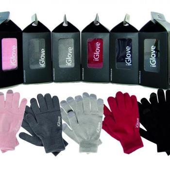 Сенсорные перчатки для телефона iGlove