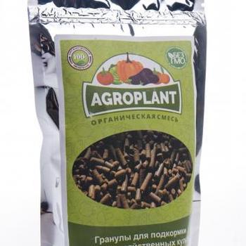 AGROPLANT - новое комплексное биоудобрение