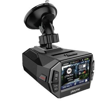 Новый видеорегистратор-комбайн Playme P600SG