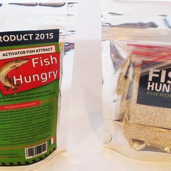 Специальная приманка для рыбалки - Fish Hungry