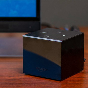 Медиаплеер AMAZON FIRE TV CUBE