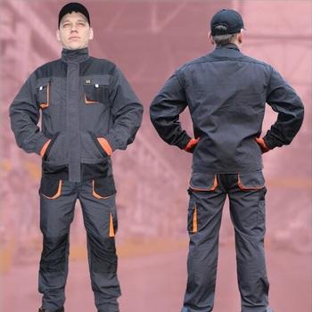 Демисезонный рабочий костюм Euro Pro-Tek