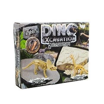 Новый набор для юных археологов Dino Excavation