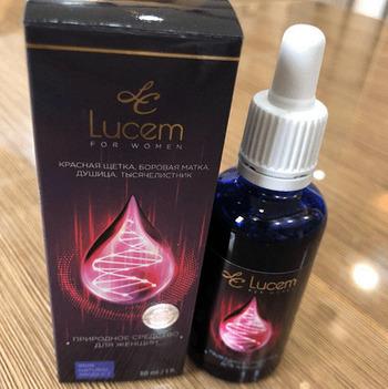 LUCEM – активное средство для женского здоровья
