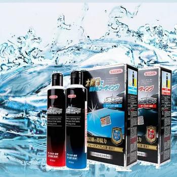 Жидкое стекло для ЛКП автомобиля Willson Taiyoko coat