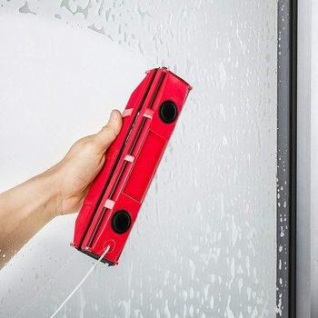 Glider - безопасная магнитная щетка для мытья окон