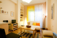 cute, cozy apt., heart of Athens