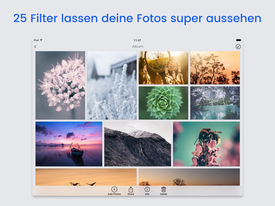 Unfade Pro - Mobiler Foto Album Scanner Screenshot