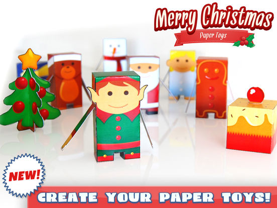 Christmas - Color and Paint Puzzle Games for Kids Screenshot