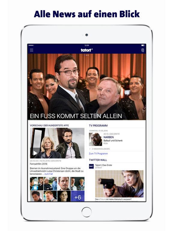 Tatort Screenshot