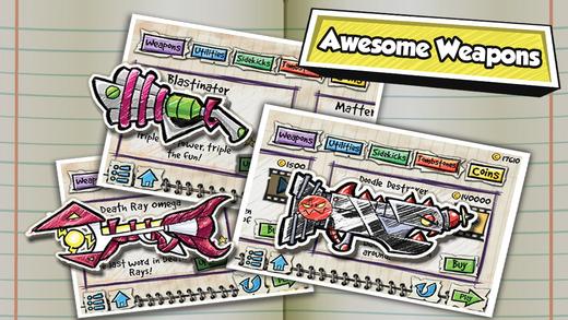 Scribble Hero Screenshot